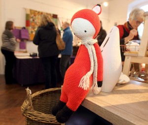 The appeal of local products, such as those available at the Christmas Craft Fair at Garter Lane, was noted in the PWC Christmas Shopping Survey. | Photo: Noel Browne