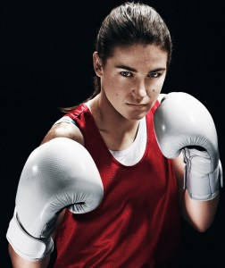 Katie Taylor's drive has been superbly characterised by film maker Ross Whitaker.