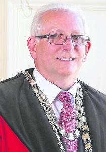 Concerned: Metropolitan Mayor Joe Kelly.