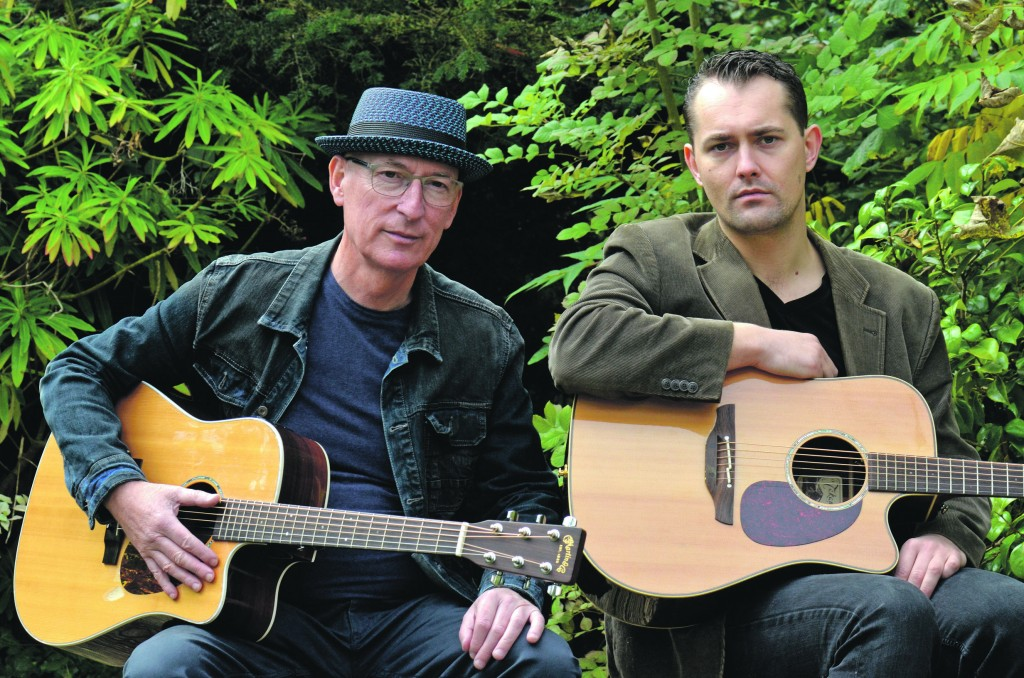 Liam Merriman, who will be joined by Ferrybank guitarist Bill Stuart at the launch of his new album at Central Arts on Thursday week.