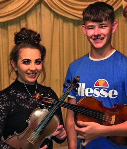 Ballinamult siblings Sarah and Seamus O'Gorman will also play in the Final.