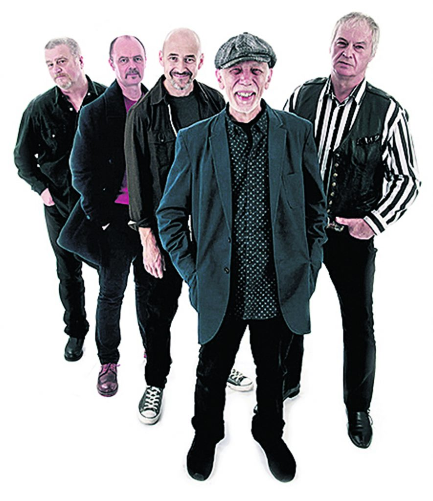Lindisfarne played a great gig in Dublin last week as part of the Tradfest.