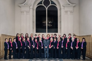 The Voci Ladies Choir will perform at St Patrick's Gateway on Saturday, January 26th.