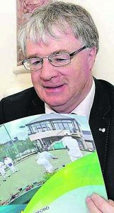 Waterford City & County Council Chief Executive Michael Walsh.