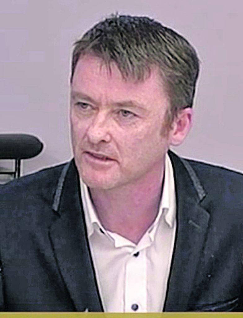Sinn Féin TD and Public Accounts Committee (PAC) member, David Cullinane.
