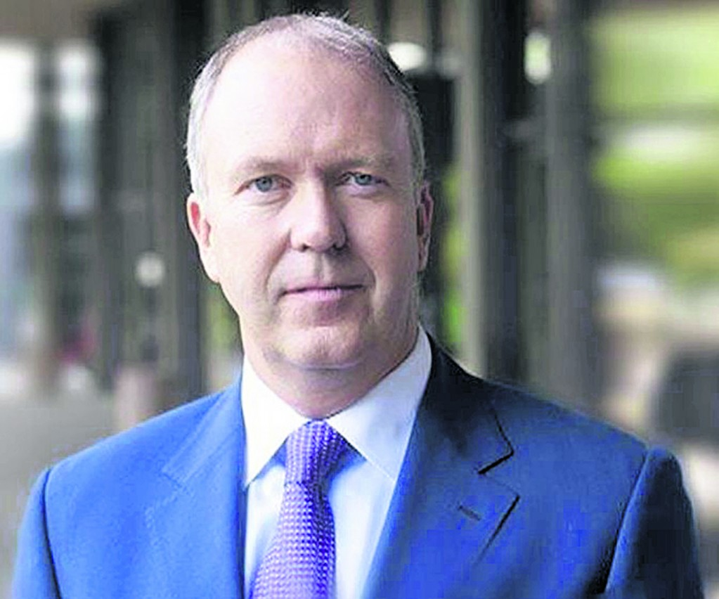 Moving on: Damien Tiernan is leaving RTE after 23 years with the national broadcaster.