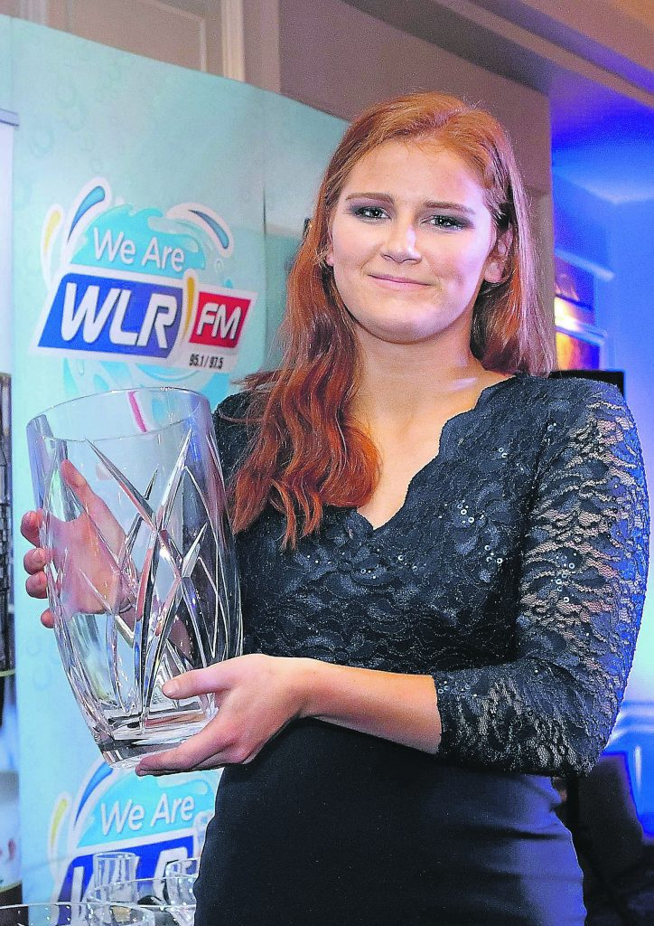 Beth Carton, Waterford's first Camogie All-Star, was named as the WLR/Granville Hotel Overall GAA Award winner for 2018 on Saturday evening last.