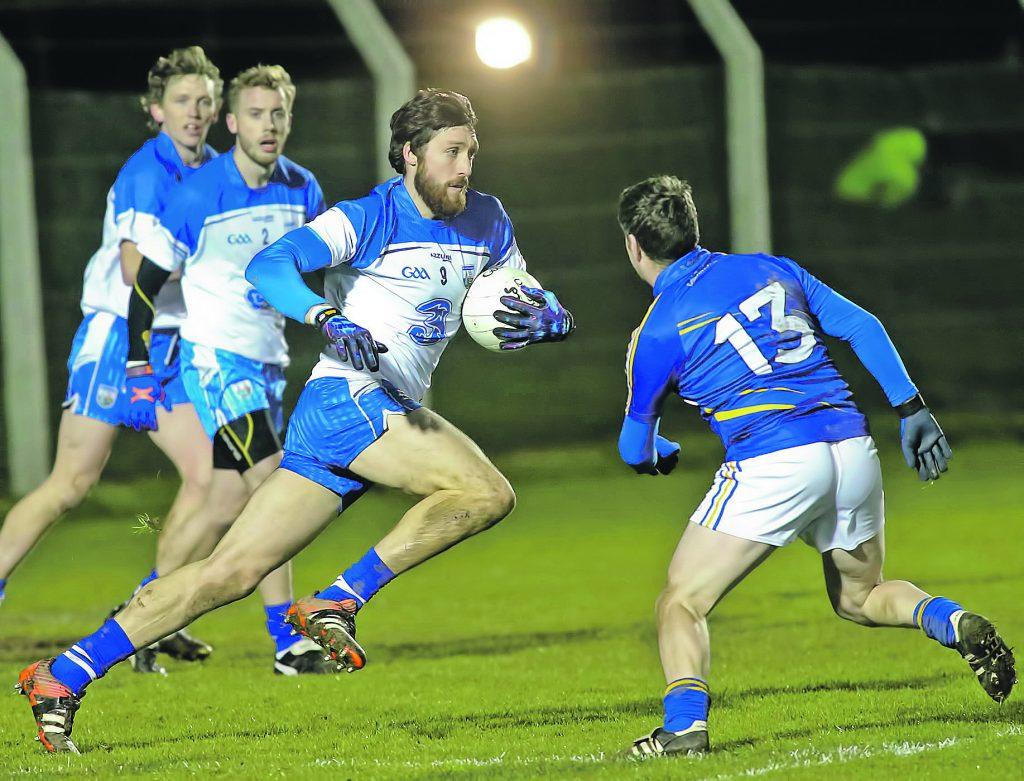 Waterford and Wicklow have produced several close tussles in recent National League meetings.  | Photo: Sean Byrne