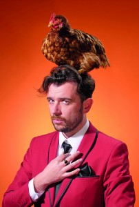 Kevin McGahern brings his 'Solo Pollo' tour to Central Arts this Friday night.