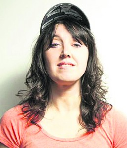 Eleanor Tiernan is looking forward to her gig at Central Arts this Friday night, February 22nd.
