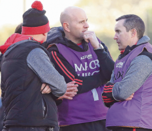 The Ballygunner brains trust is attempting to plot a path to Croke Park on St Patrick's Day.