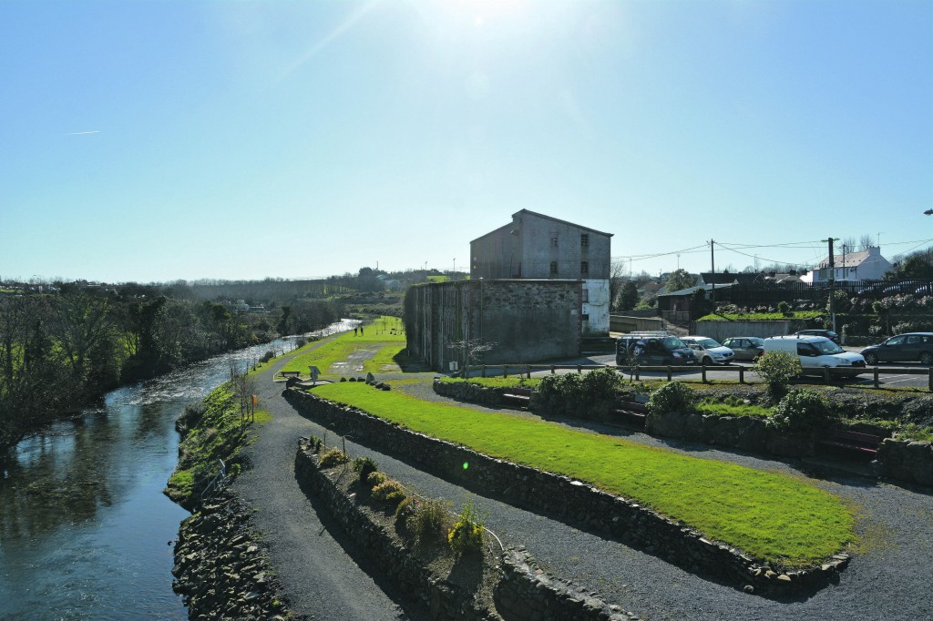 The beautiful setting of the Old Mill by the River Mahon in Kilmacthomas.  | Photo: Michael Faulkner