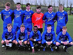 The Waterford League who reached the inter-league youth final with victory over Wexford.