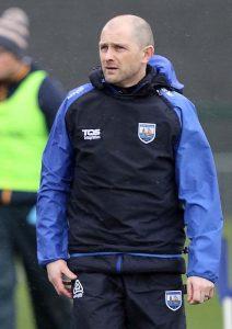 Justly proud: Waterford senior football manager Benji Whelan.