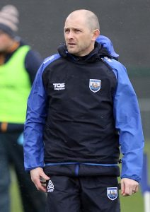 Waterford manager Benji Whelan is delighted with team's performances in their last two games and is hoping for a third consecutive win on Saturday