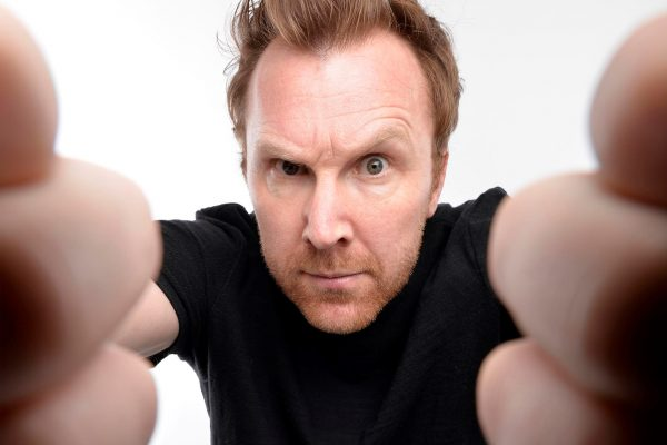Jason Byrne at  the Theatre Royal