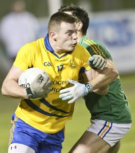 Despite a flat display which produced only 2-3, Dermot Ryan and his Nire team mates did enough to get past Clashmore at Fraher Field last Thursday. | Photo: Sean Byrne