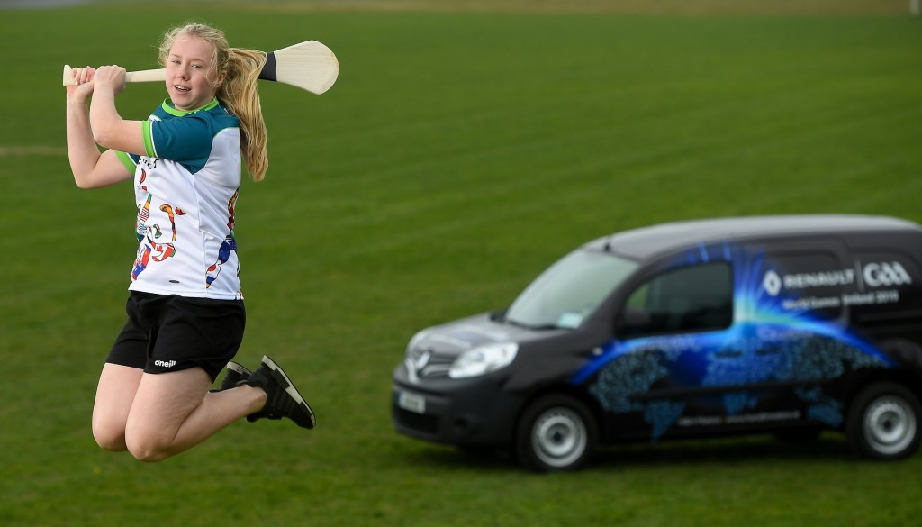 : Niamh Murphy who hit eight points for Waterford against Clare in Ennis on Sunday.