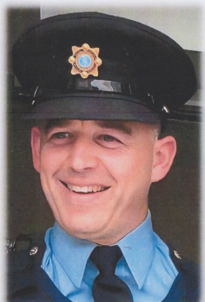 Garda David John Anthony Hearne (April 8th, 1972 to May 25th, 2019).