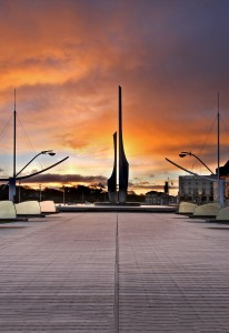 """Cllr Adam Wyse described the Plaza as an """"iconic entrance"""" to the city. 