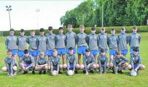The Waterford under 14 panel for last year's Jim Power tournament. The 2019 competition takes place on Saturday, July 6th.