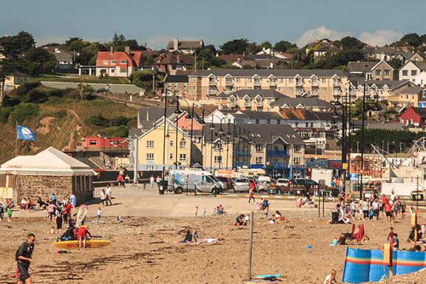 Tramore scores well nationally on household income