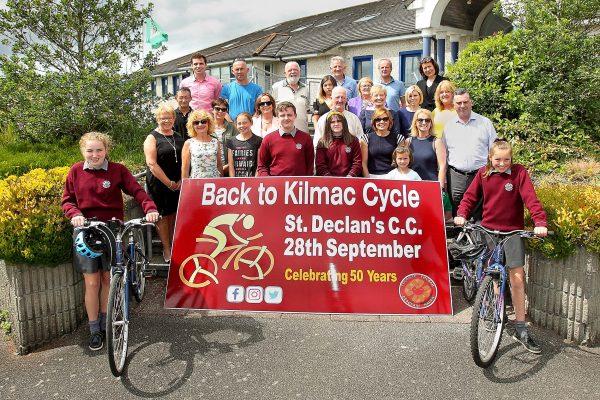 St. Declan's Community College  launch 50th anniversary celebrations