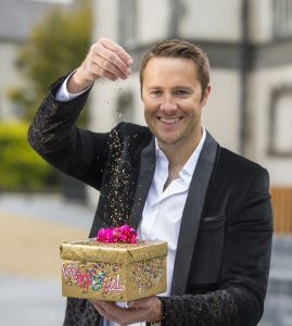 : Keith Barry is one of the top acts set to entertain in the Big Top from August 19th to 26th.