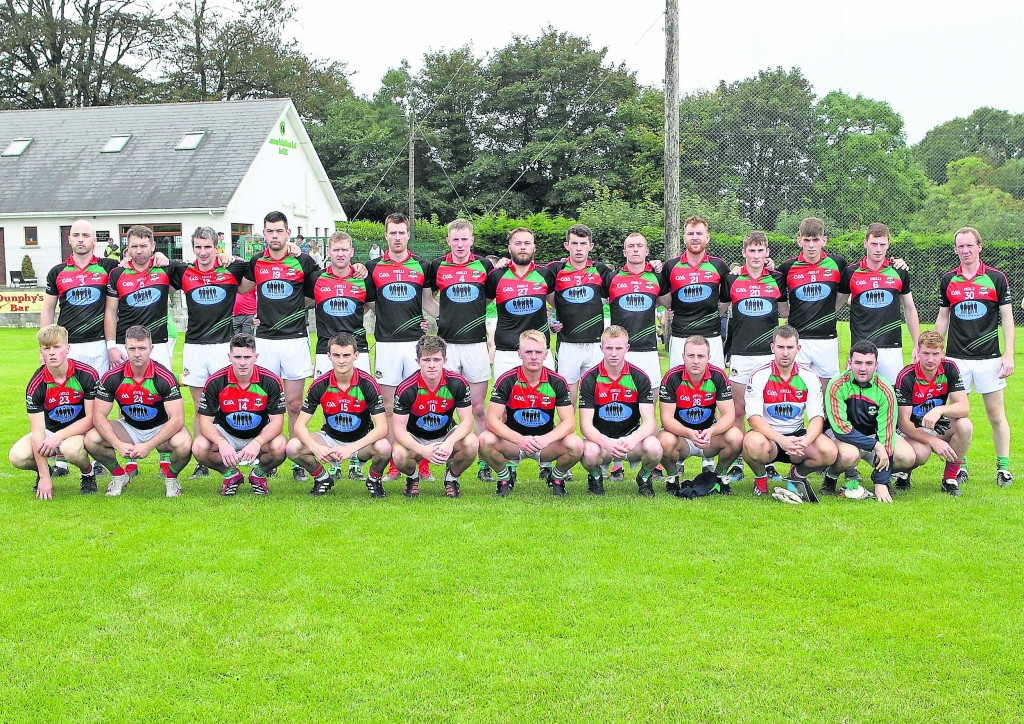 Gaultier who were defeated by Rathgormack in the county senior football championship quarter-final at Kill on Sunday