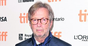 Admirer of Hotel Piano Players-Eric Clapton