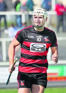 Ballygunner's Dessie Hutchinson who was in top form for his side in the win over Passage