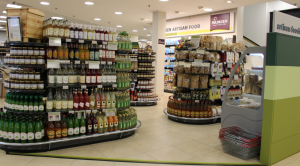 Ardkeen Artisan Food at Shaws Department Store, Waterford