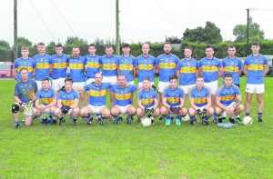 Portlaw's season is on the line when they face Ardmore in the relegation play-off at Fraher Field on Fridaynight