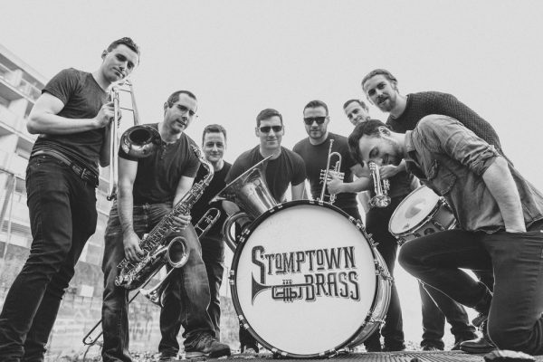 Stomptown Brass at Central Arts,