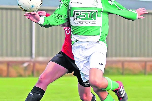 Ten-man Villa hit Portlaw for nine