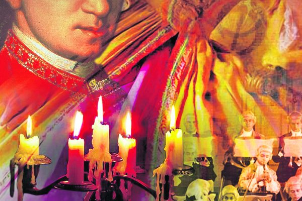 Magical Mozart by Candelight