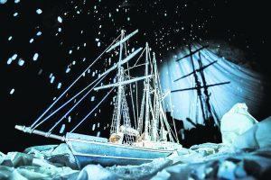 Shackleton is at Garter Lane on November 1st and 2nd.