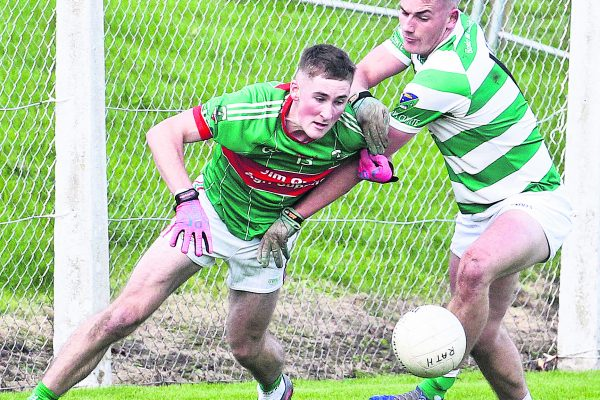 Rathgormack dig deep to win Conway Cup