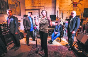 The Delines gig takes place at the Imagine Arts Festival on Friday October 25th at the beautiful St. Patrick's Gateway venue.