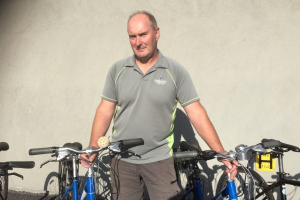 Greenway bike firms may have to 'lock up and walk away'