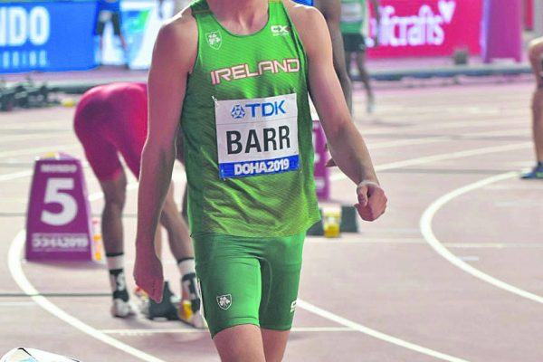 World Top Ten for Barr