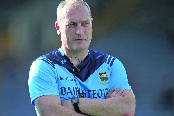 Cahill steps into Déise Hotseat