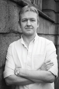 Dublin based Colm Keegan is among one of the authors taking part in the Lit Festival