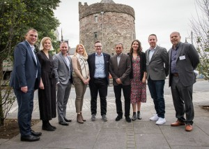 A group of leading retailers visited Waterford Institute of Technology (WIT) and the greater South East region as part Enterprise Ireland's North American Retail Technology Event, 2019.