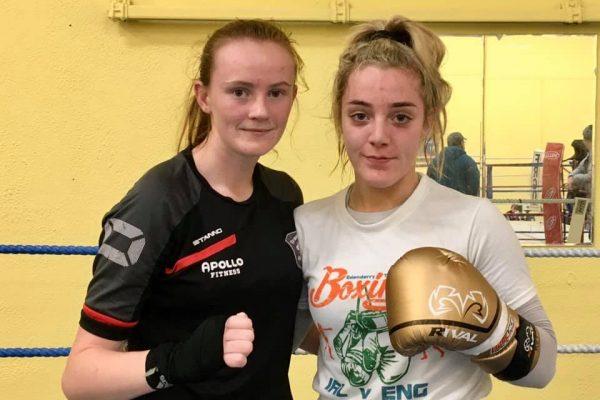 Zara Breslin crowned National Boxing Champion