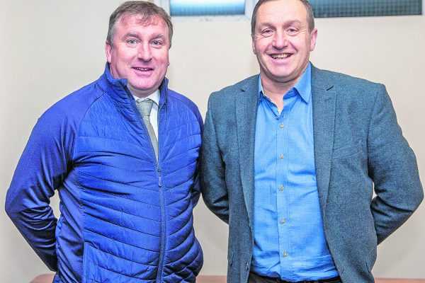 O'Brien takes over as Eastern Board Chairman