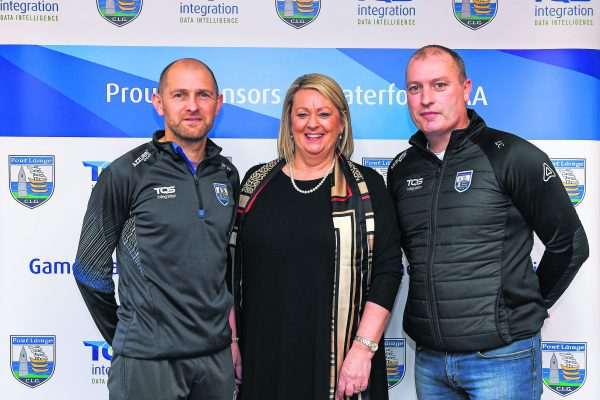 TQS Integration to sponsor   Waterford GAA County Teams