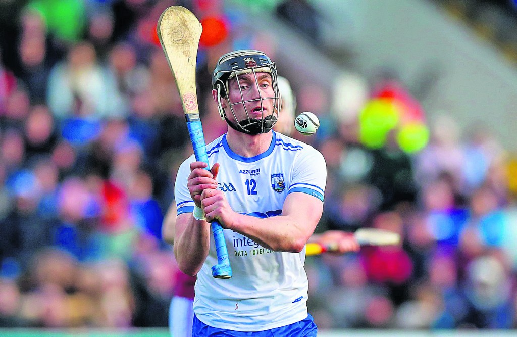 Waterford captain Pauric Mahony