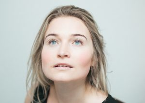 : Nicola Spendlove whose powerful new play 'Five Year Plan' is at Garter Lane on March 19th and 20th