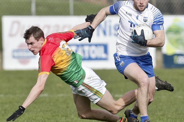Dogged Determination Sees Footballers Find Draw